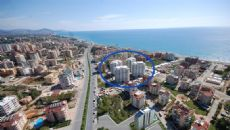Appartement Luxury Avec Vue Sur Mer à Alanya, Alanya / Centre - video