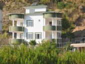 Villa Avec Vue Mer à Vendre, Mahmutlar / Alanya - video