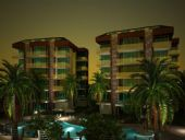 Beachfront Complex, Alanya / Kestel - video