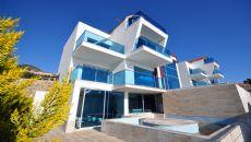 Zeezicht en Kasteelzicht Villa in Alanya, Centrum / Alanya