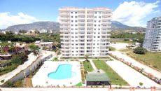 Wohnıngen mit Blick auf die Berge, Mahmutlar / Alanya - video