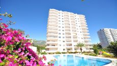 Appartement 2 Chambres Vue Sur Montagne et Mer à Alanya, Alanya / Mahmutlar