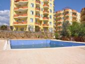 1 sovrum strandnära lägenhet, Alanya / Centrum - video