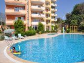 Appartement 2 Chambres Vue Mer à Mahmutlar, Alanya / Mahmutlar