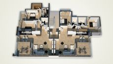 Monte Mare Apartments, Property Plans-4