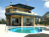 Villa mit Meer und Bergblick, Kestel / Alanya