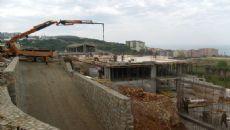 Konakli Appartementen in Alanya, Bouw Fotos-4