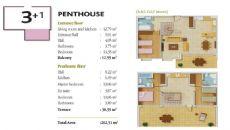 Konaklı Apartmanı, Kat Planları-7
