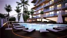 Alanya Beach Residence V, Alanya / Mahmutlar - video