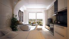 Residence Alanya Beach V, Photo Interieur-3
