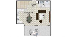 Alanya Strand Residence V, Planritningar-6