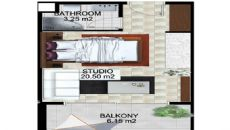 Alanya Strand Residence V, Planritningar-7