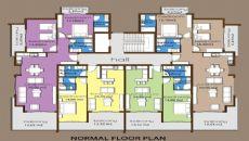 Residenz World Apartments, Immobilienplaene-3