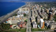 Alanya Beach Resort VI, Alanya / Mahmutlar - video