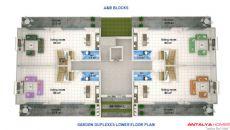 Konak Seaside Homes, Property Plans-2