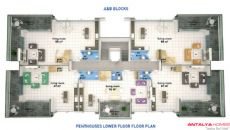 Konak Seaside Homes, Property Plans-5