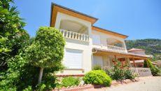 Villa Terrace de Luxe Avec Vue Sur Mer à Alanya, Alanya / Mahmutlar - video