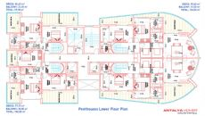 Queen Residence, Property Plans-2