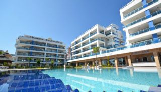 Appartement Crystal River, Oba / Alanya - video