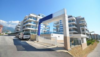 Appartement Crystal River, Alanya / Oba - video