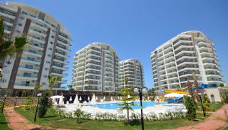 Modern Flats 500 Meter to the Beach in Alanya, Alanya / Avsallar - video