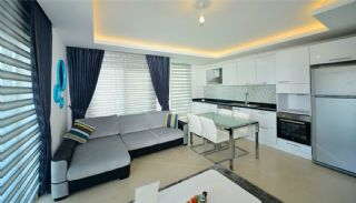 Appartements Modernes à 500 m de la Plage à Alanya, Photo Interieur-1