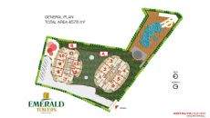Emerald Towers Flats, Property Plans-1