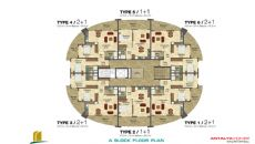 Emerald Towers Flats, Property Plans-2