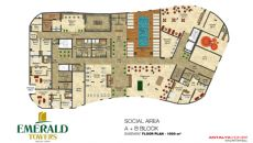 Emerald Towers Flats, Property Plans-8