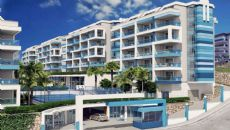 Appartement Aura Blue, Kestel / Alanya - video