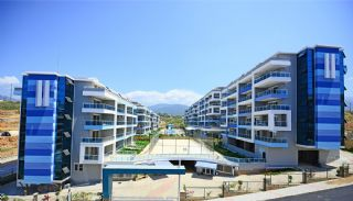 Appartement Aura Blue, Alanya / Kestel - video