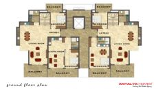 Appartement Aura Blue, Projet Immobiliers-2