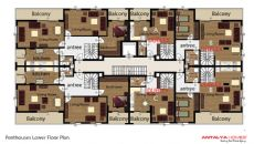 Appartement Cleopatra Suite, Projet Immobiliers-2