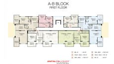 Aqua Residenz, Immobilienplaene-3
