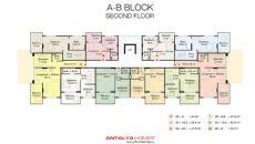 Aqua Residenz, Immobilienplaene-4