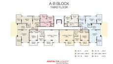 Aqua Residenz, Immobilienplaene-5