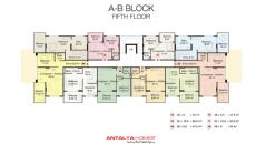 Aqua Residenz, Immobilienplaene-7