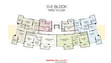 Aqua Residenz, Immobilienplaene-15