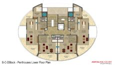 Vesta Garden Appartementen, Vloer Plannen-5