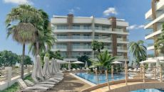Appartement Flower Garden 3, Alanya / Oba - video