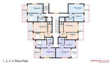 Cleopatra Alaiye Residence, Property Plans-2