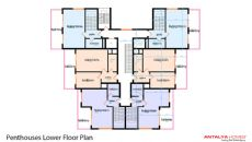Residence Cleopatra Alaiye, Projet Immobiliers-3