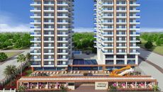 Yekta Towers Appartementen, Alanya / Mahmutlar - video
