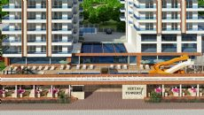 Appartement Yekta Towers, Alanya / Mahmutlar - video