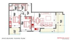 Yekta Towers Flats, Property Plans-1