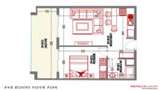 Yekta Towers Flats, Property Plans-2