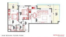 Yekta Towers Flats, Property Plans-3