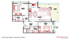 Yekta Towers Flats, Property Plans-5