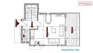 Serene Alaiye Villaları, Kat Planları-4