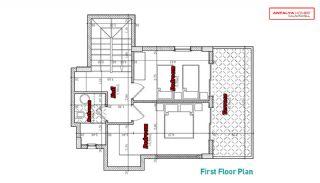 Serene Alaiye Villaları, Kat Planları-5